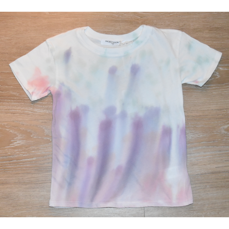 Project Social T Project Social T Cotton Candy Unicorn SS Tee