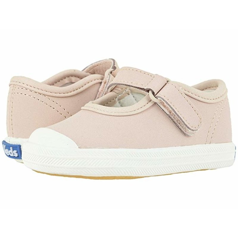 Keds Keds Champion Toe Cap Pink Mary Jane