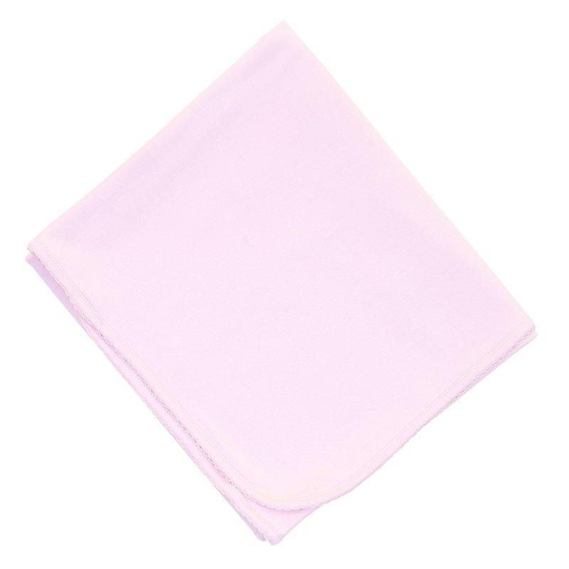 Magnolia Baby Magnolia Baby Essentials Pink Blanket