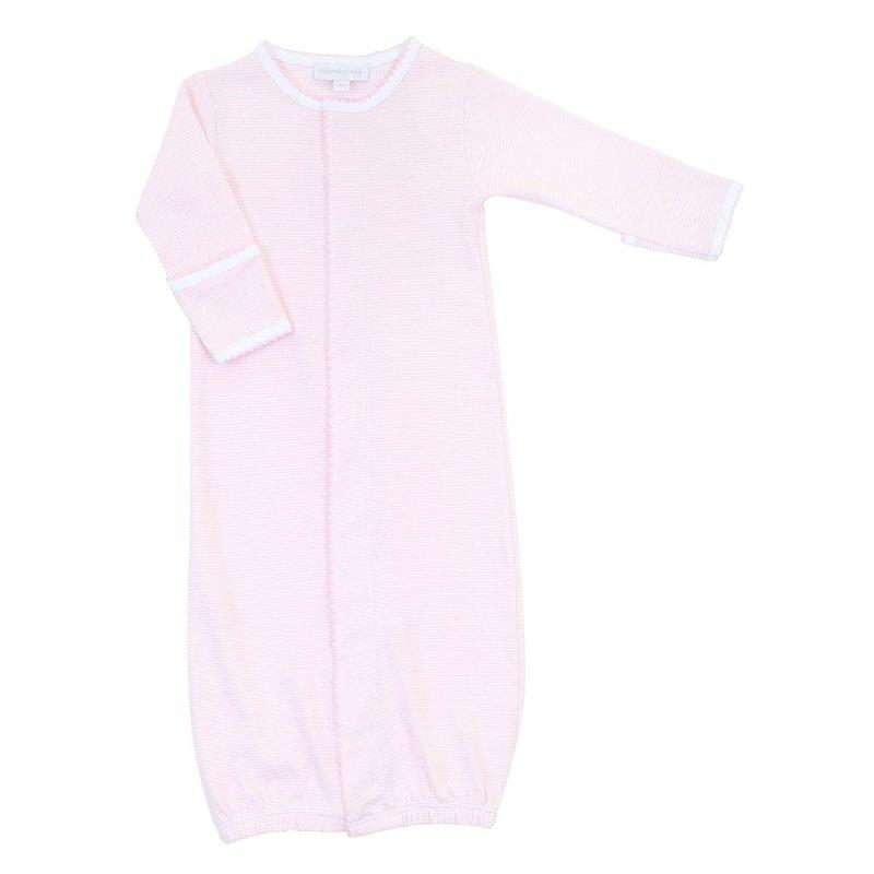 Magnolia Baby Magnolia Baby Pink Mini Stripe Essentials Converter