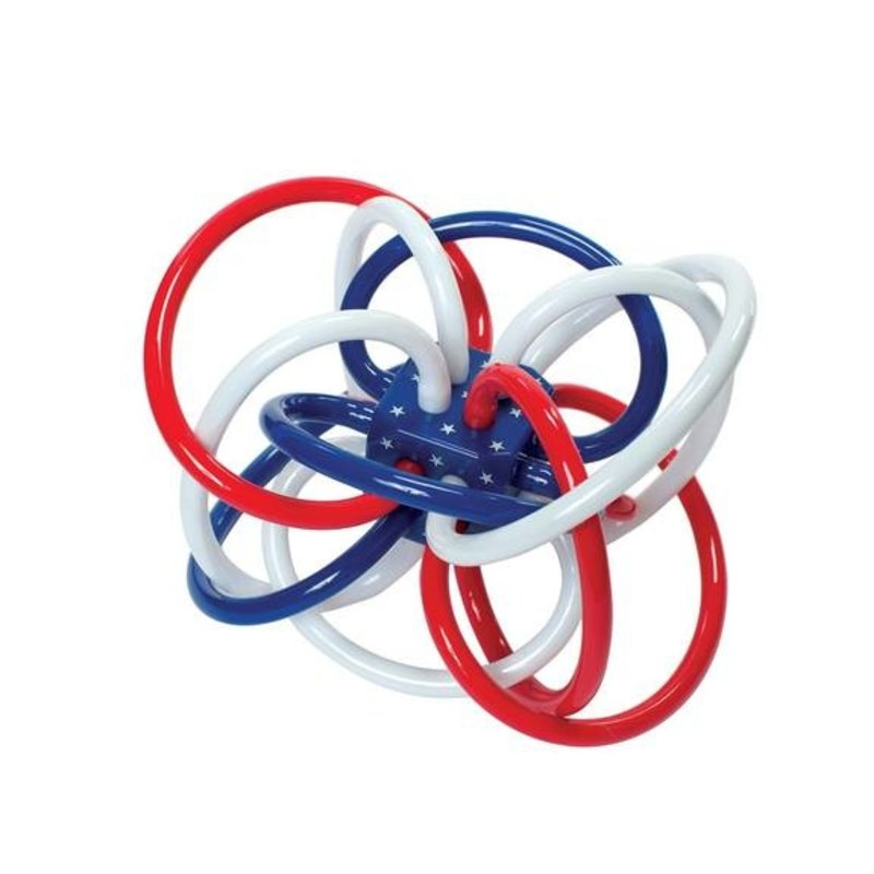Manhattan Toy Manhattan Toy Winkel - Red, White, & Blue