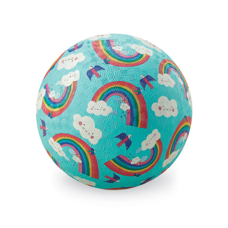 "Crocodile Creek 5"" Rainbow Dreams Playground Ball"