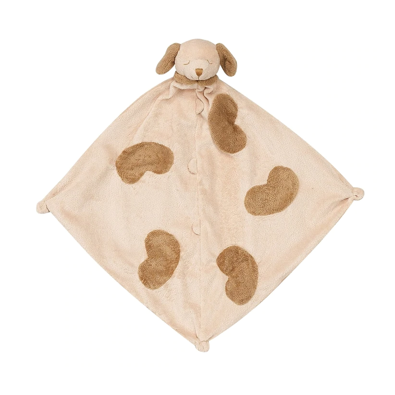 Angel Dear Angel Dear Brown Puppy Blankie