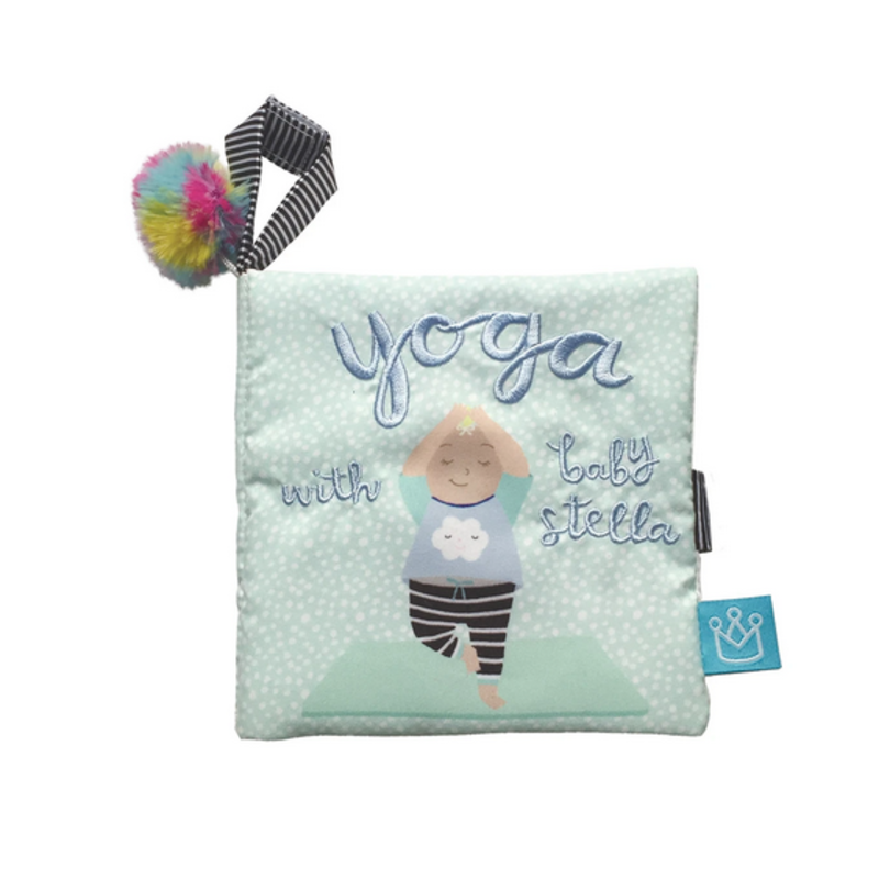Manhattan Toy Manhattan Toy Baby Stella Yoga Book