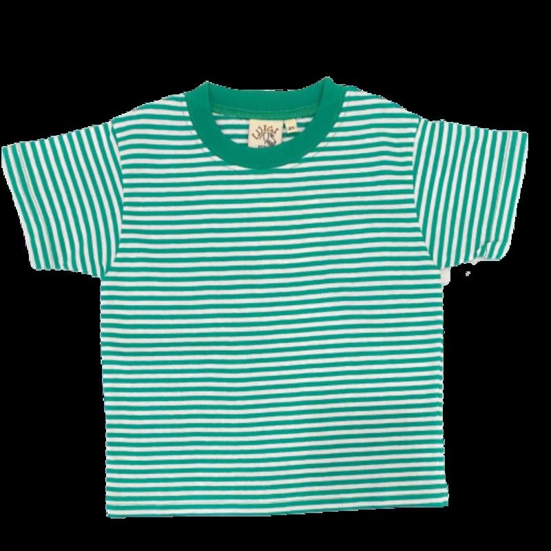 Luigi Luigi Boy's Striped SS Tee