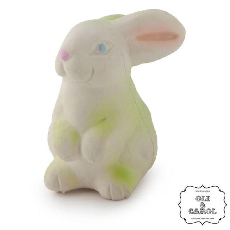Oli & Carol Oli & Carol Vintage Bunny Teether
