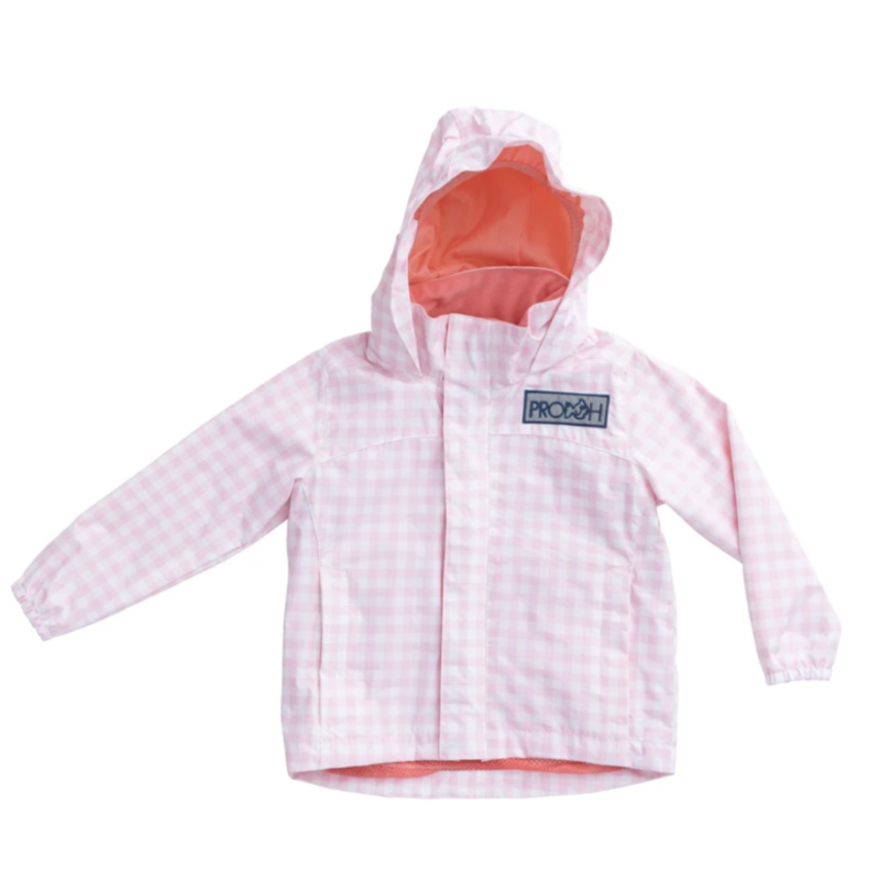 PRODOH Prodoh Girl's Water and Wind Reflective Jacket- Ballerina