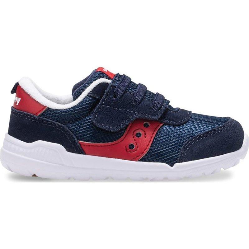 Saucony Saucony Jazz Riff Sneaker Navy/Red