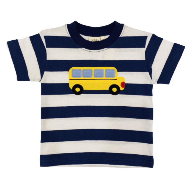 Luigi Luigi School Bus T-Shirt