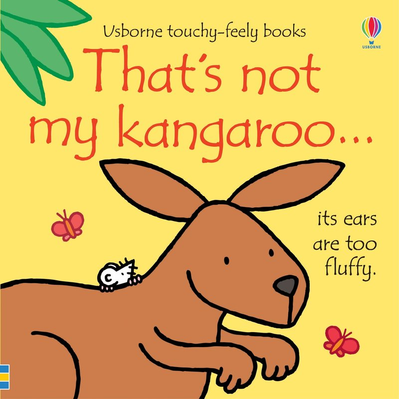EDC/USBORNE That's Not My Kangaroo