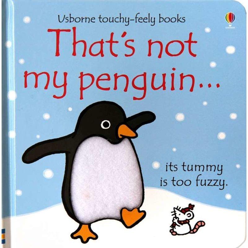 EDC/USBORNE That's Not My Penguin