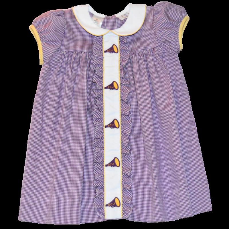 Lulu Bebe ECU Pirates Dress