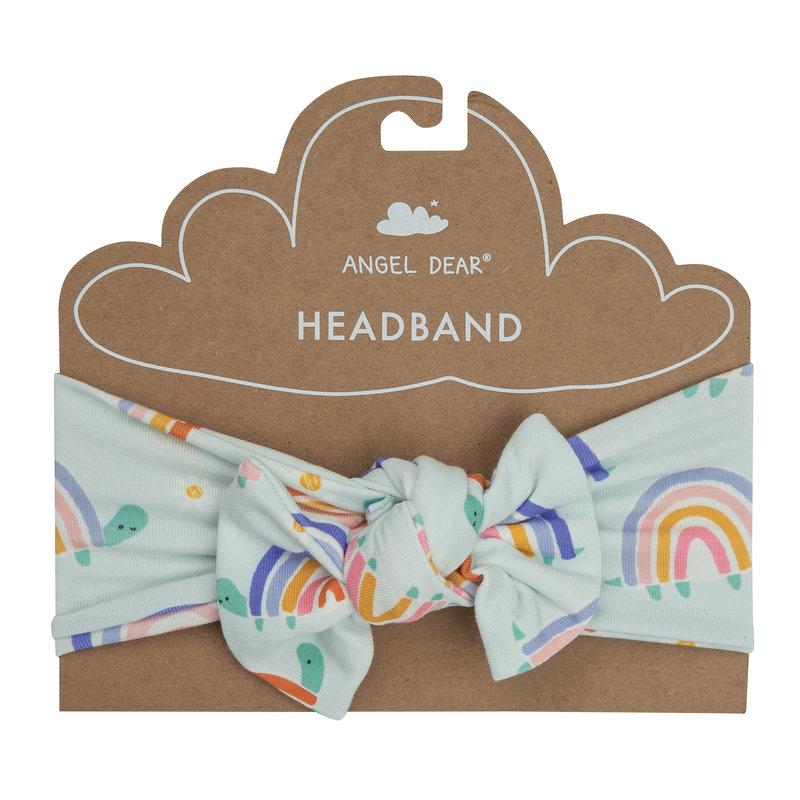Angel Dear Angel Dear Rainbow Turtles Headband