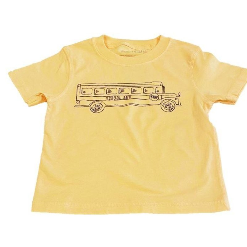 Mustard & Ketchup Mustard & Ketchup Bus T-Shirt