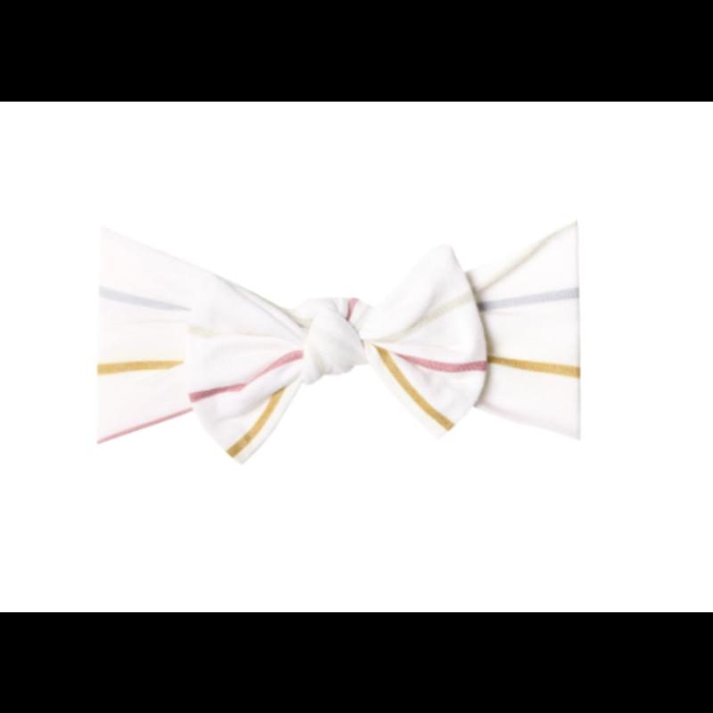 Copper Pearl Copper Pearl Piper Knit Headband Bow