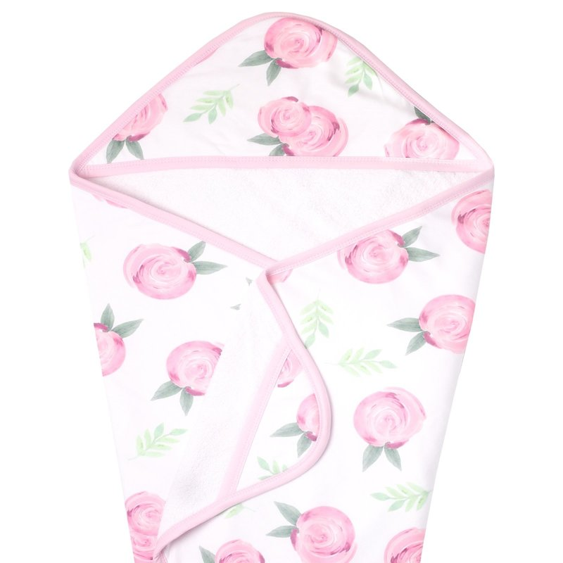 Copper Pearl Copper Pearl Grace Knit Hooded Towel