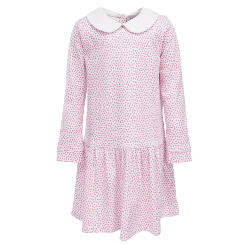 Lila + Hayes Lila + Hayes Lillian - Hearts Afloat Dress