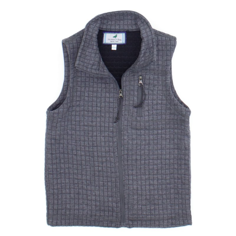 Properly Tied Properly Tied Delta Vest Revel Blue