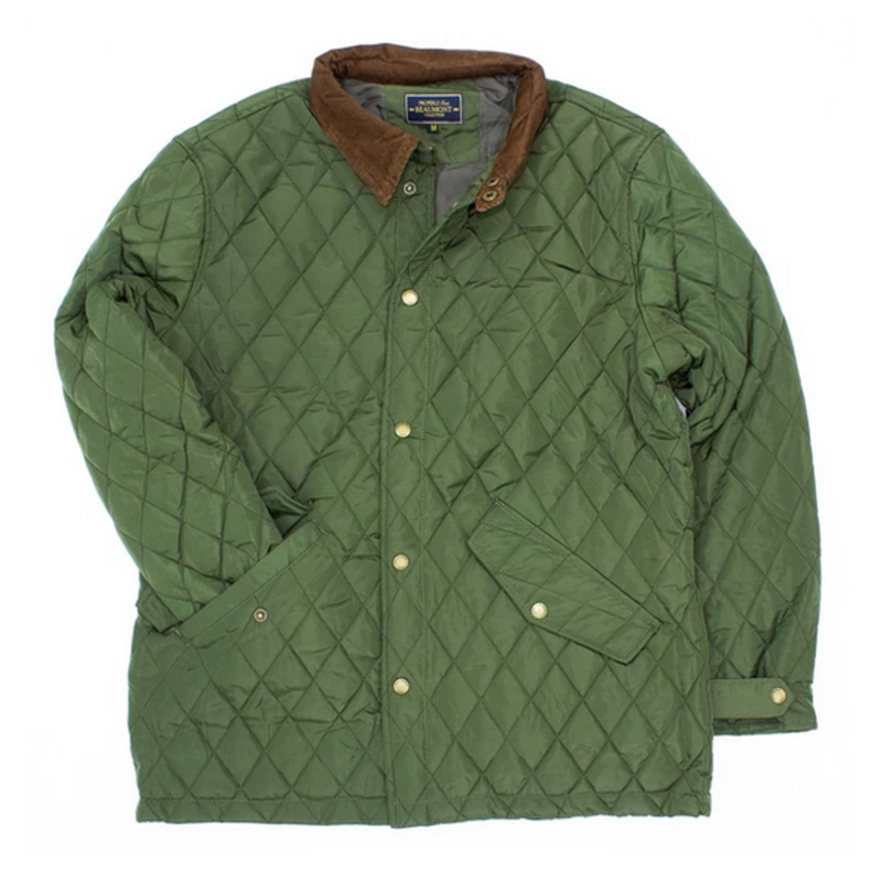 Properly Tied Properly Tied Beaumont Jacket Olive