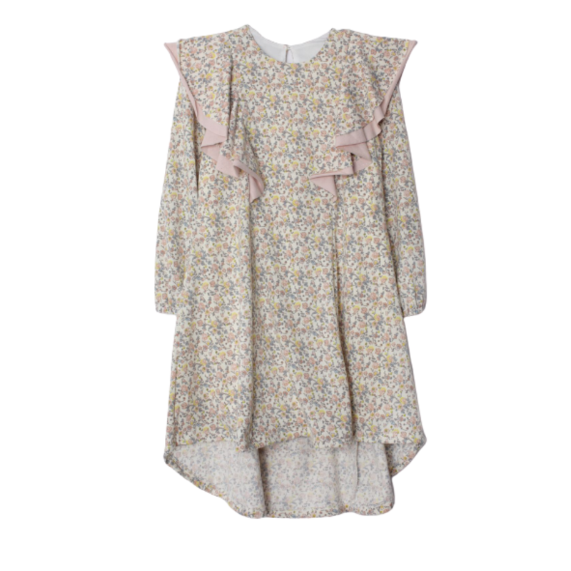 Isobella and Chloe Isobella and Chloe Multi Floral Everly After Dress