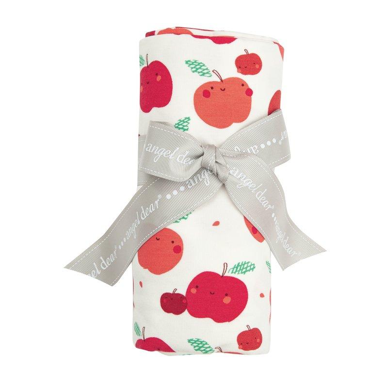Angel Dear Angel Dear Apple Orchard Swaddle Blanket