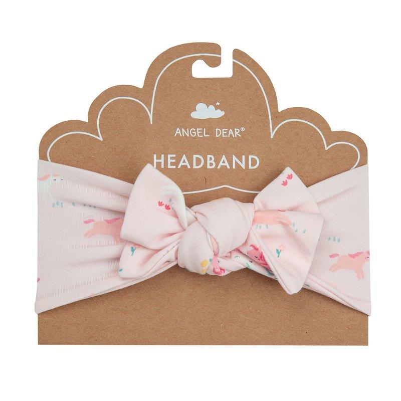 Angel Dear Angel Dear Girl Ponies Headband