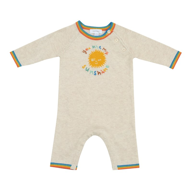 Angel Dear Angel Dear You Are My Sunshine Vintage Coverall