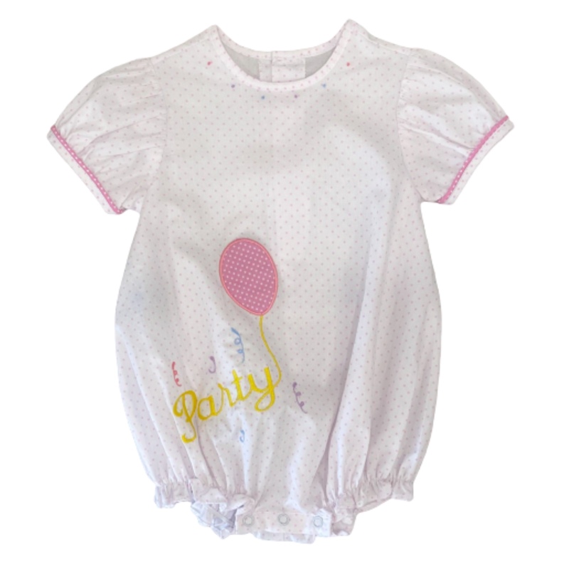 Lullaby Set Lullaby Set Make a Wish All Occasion Bubble - Pink Dot w/ Party Emb
