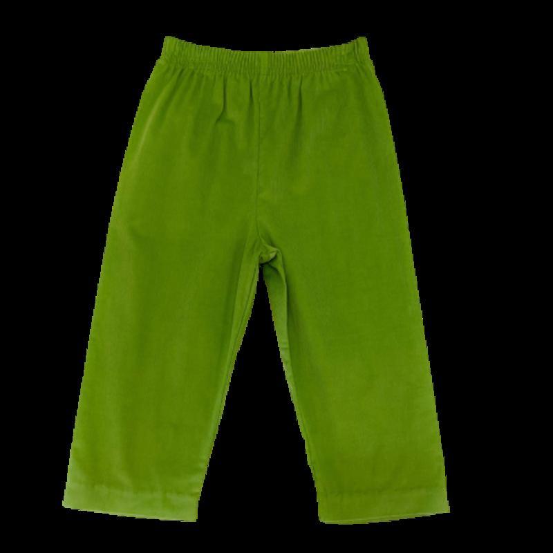 Zuccini Zuccini Sage Green Corduroy Leo Pants