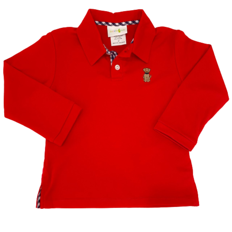 Zuccini Zuccini Emb Labrador Polo Shirt
