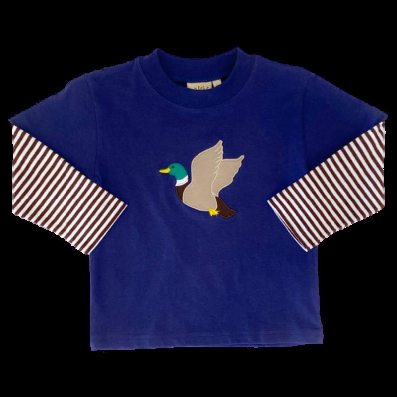 Luigi Luigi Flying Mallard T-Shirt