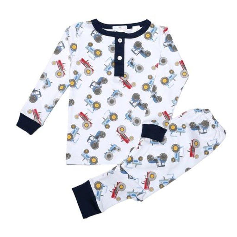 Baby Bliss Tractors 2pc Loungewear