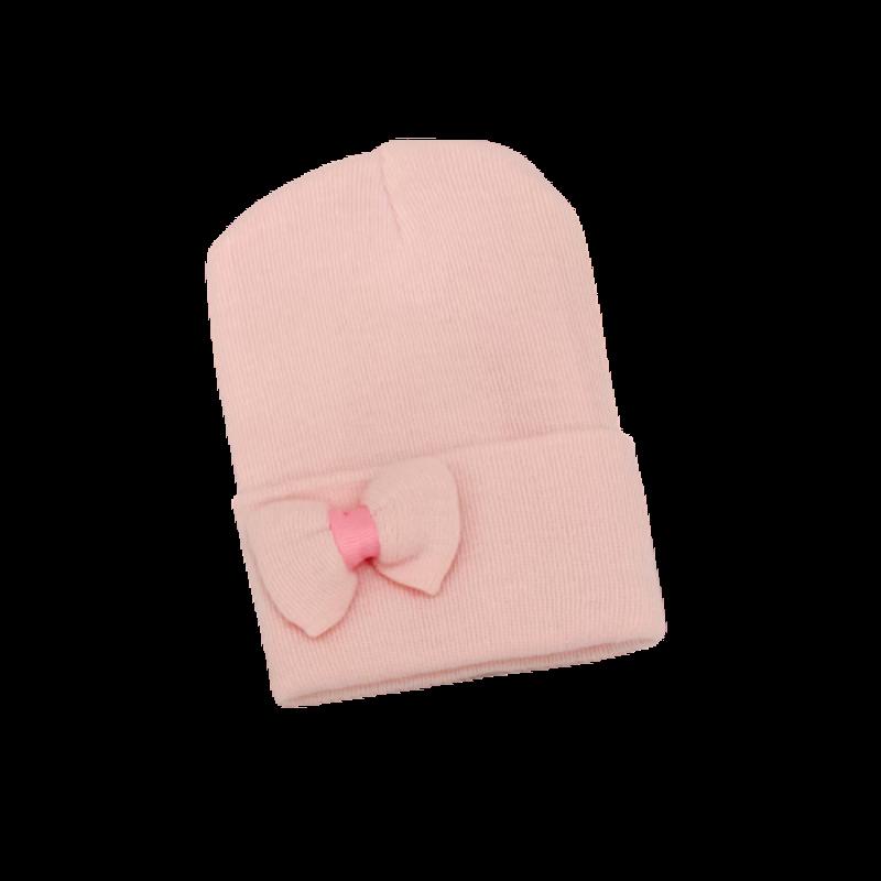 Ily Bean Pink Teeny Bow