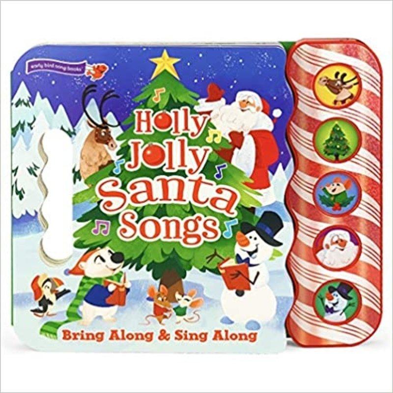 Holly Jolly Santa Songs