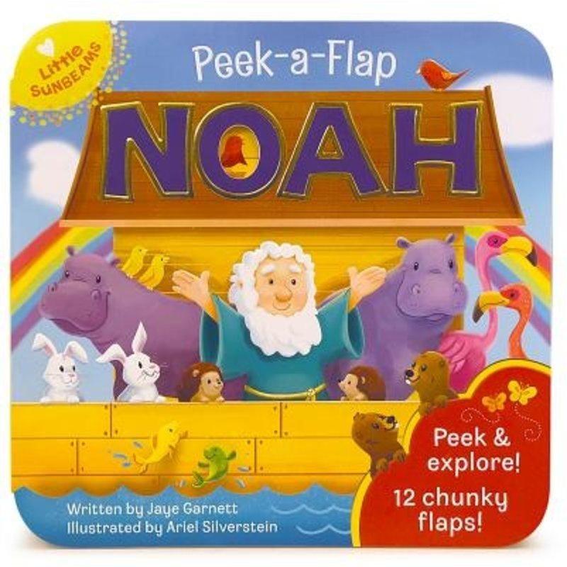 Peek-a-Flap NOAH