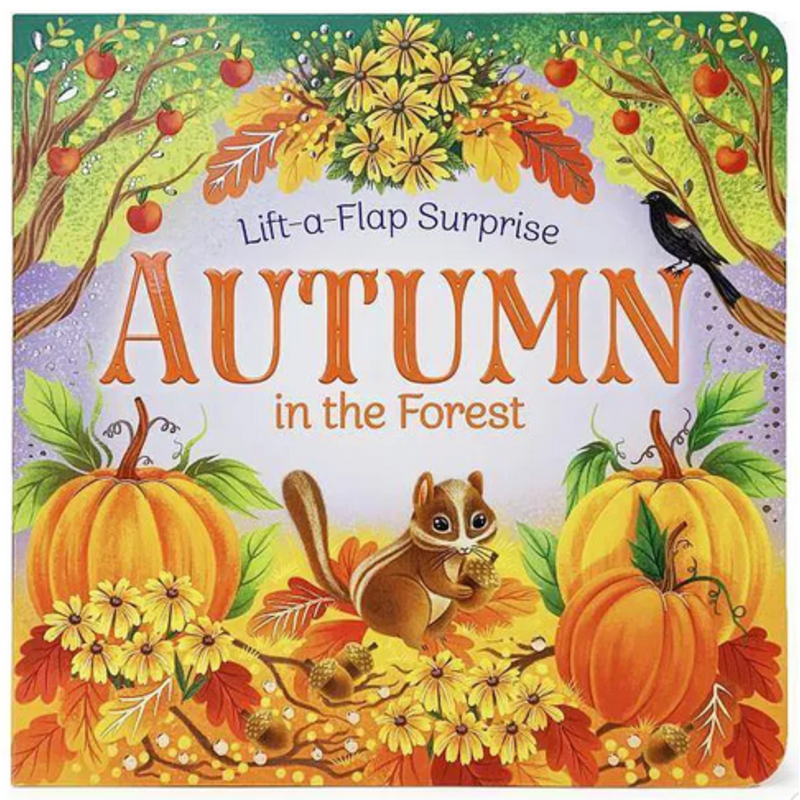 Lift-a-Flap Surprise Autumn in the Forest