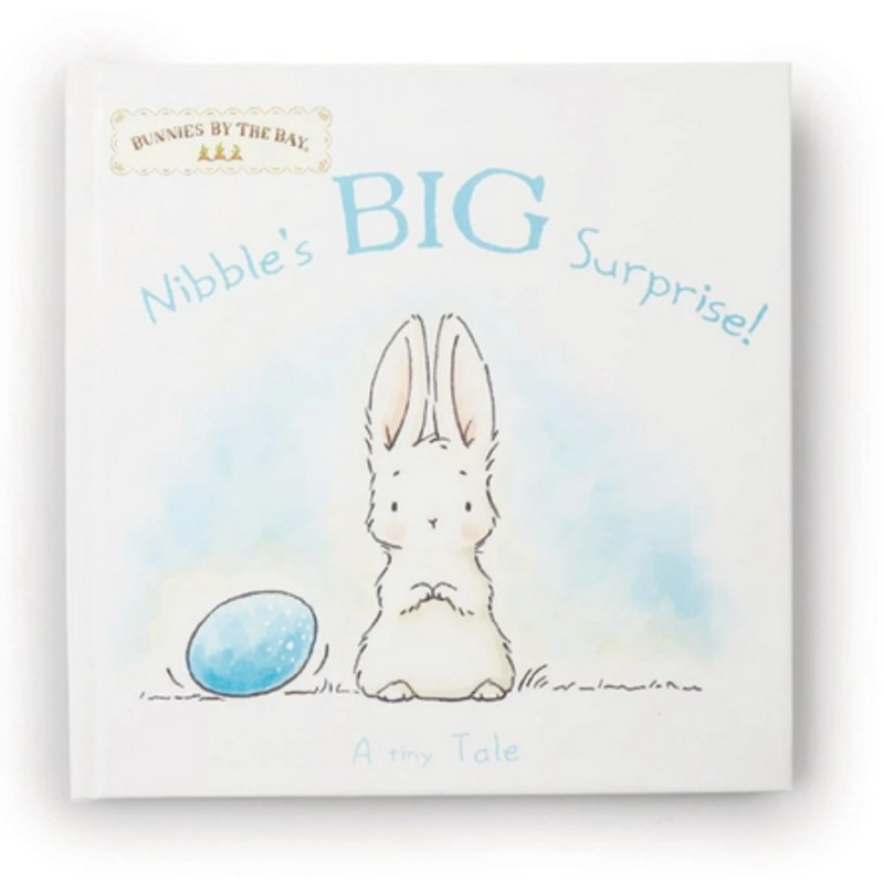 Bunnies By The Bay Bunnies by The Bay Nibble's Big Surprise Book