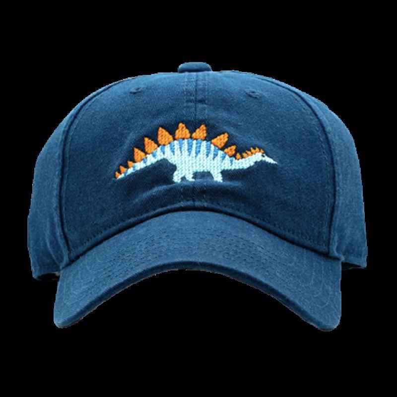 Harding Lane Harding Lane Kids Stegosaurus on Navy Hat