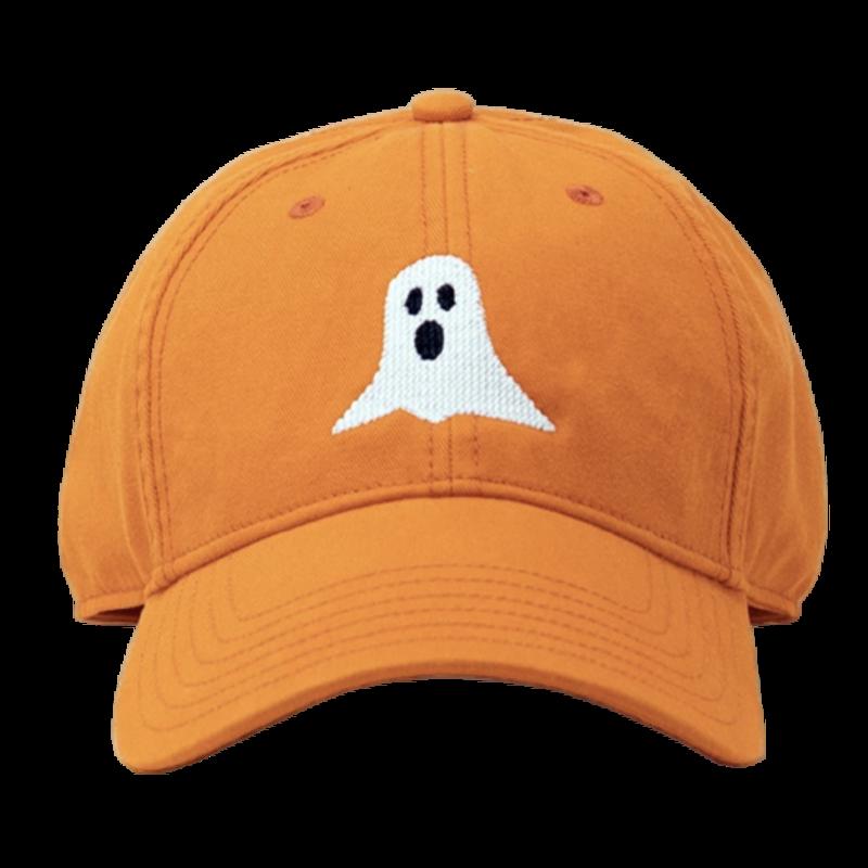 Harding Lane Harding Lane Kids Ghost on Bright Orange Baseball Hat