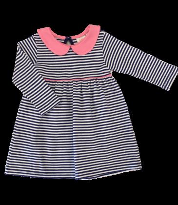 Leaf Sison Dress Cobweb Black Silver Bloomer for Baby 3-12m