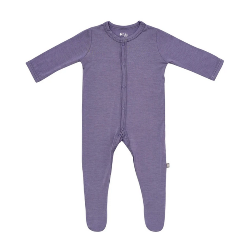 Kyte Baby Kyte Baby Footie in Orchid