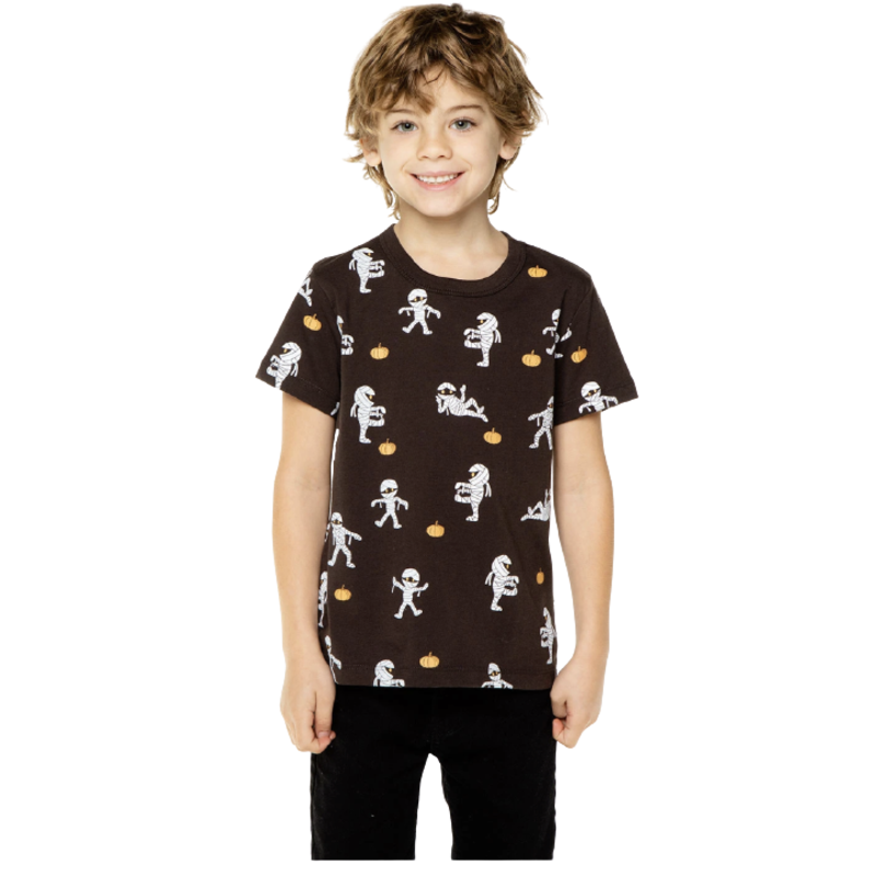 Magnolia Baby Chaser Vintage Jersey SS Tee Mummy's Boy