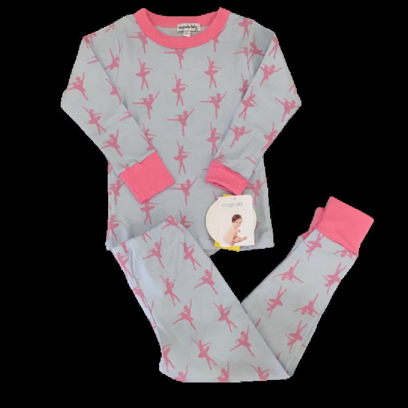Magnolia Baby Magnolia Baby Ballet Dreams Long Pajama