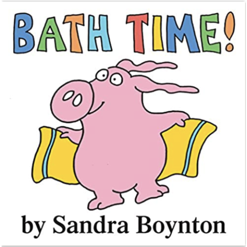 Boynton:  Bath Time!