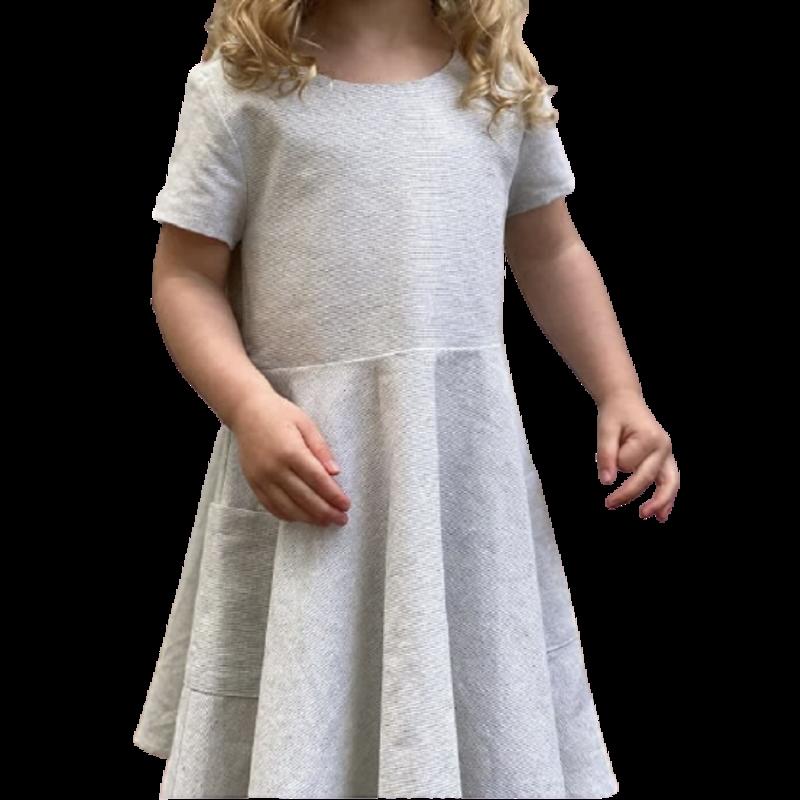 Vignette Vignette Tiffany Dress Frost