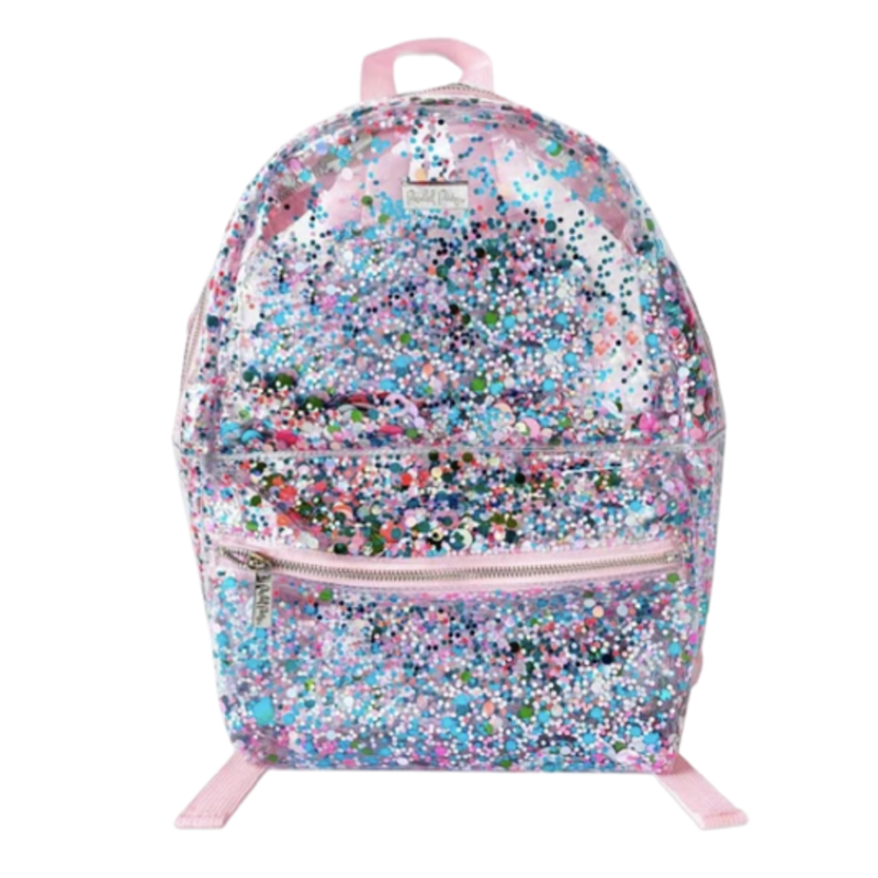 Packed Party Sugar Rush Confetti Backpack Pink