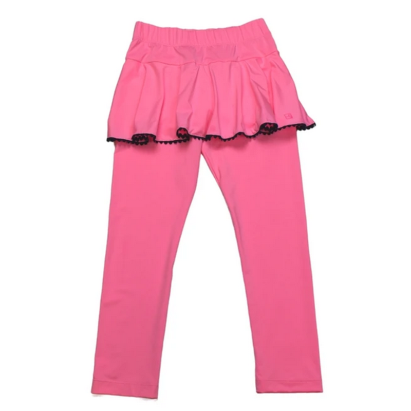 SET Athleisure SET Athleisure Quinn Legging/Skirt Set Pink w Navy