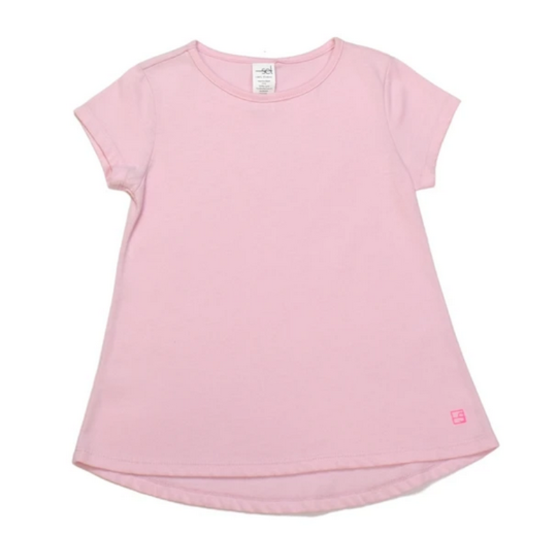 SET Athleisure SET Athleisure Bridget Basic T Light Pink