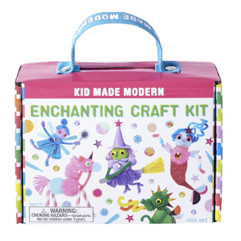 Kid Made Modern Enchanted Craft Kit