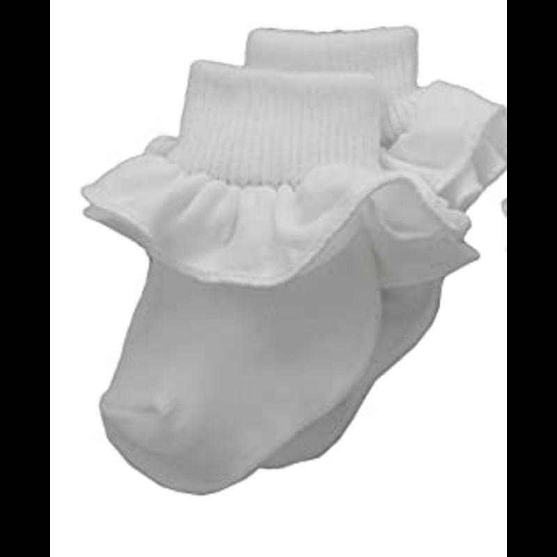 Ruffle Sock